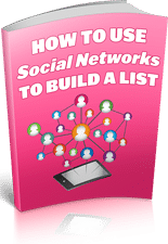 UseSocNetworksList mrr Use Social Networks To Build A List