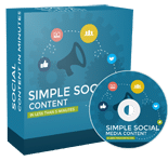 SimpleSocMediaCont plr Simple Social Media Content