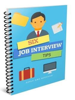 Job Interview Tips1 Job Interview Tips