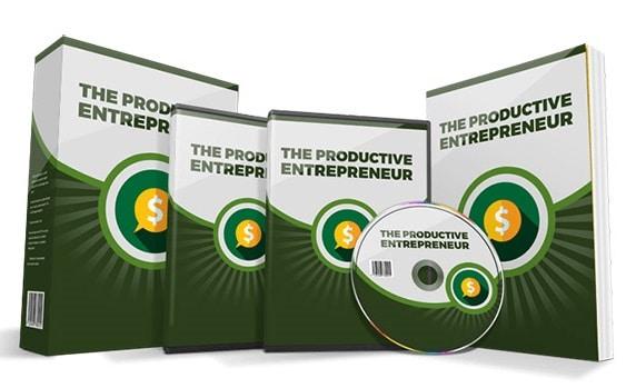 The Productive Entrepreneur The Productive Entrepreneur