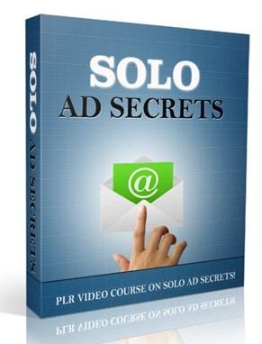Solo Ad Secrets1 Solo Ad Secrets