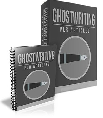Ghostwriting PLR Articles Ghostwriting PLR Articles