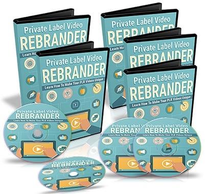 PLR Video Rebrander PLR Video Rebrander