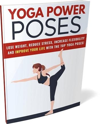 Yoga Power PosesPLRpack Yoga Power Poses