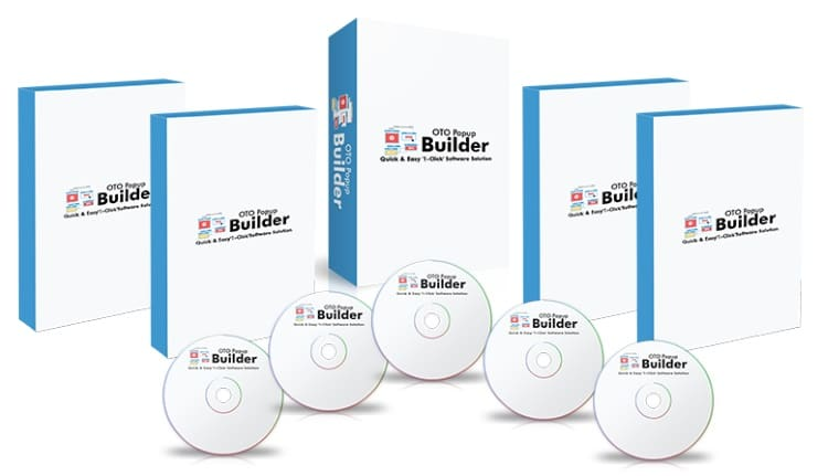 OTO Popup Builder Software OTO Popup Builder Software