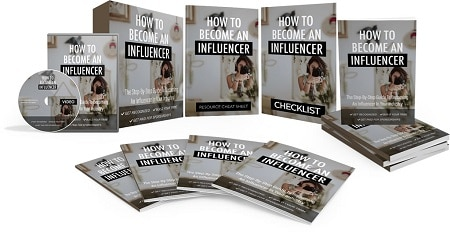HowToBecomeAnInfluencerUpgrade How To Become An Influencer Video Upgrade