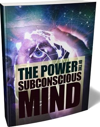 ThePowerOfTheSubconsciousMind The Power Of The Subconscious Mind