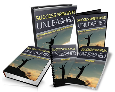 Success Principles Unleashed Success Principles Unleashed