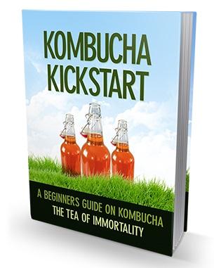 Kombucha Kickstart Kombucha Kickstart