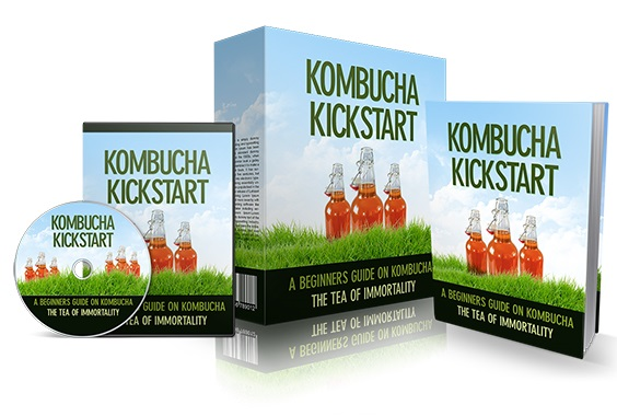 Kombucha Kickstart Upgrade Package Kombucha Kickstart Upgrade Package