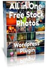 WPFreeStockPhoto plr WP Free Stock Photo Plugin