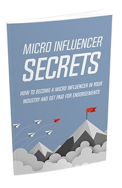 Micro Influencer Secrets Micro Influencer Secrets