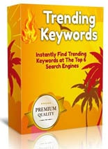 WPTrendingKeywords plr WP Trending Keywords Plugin