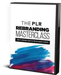 PLRRebrandingClass rr The PLR Rebranding Masterclass