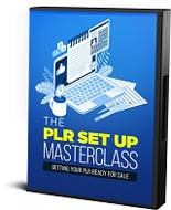 PLRSetUpMasterclass 443667 rr The PLR Set Up Masterclass