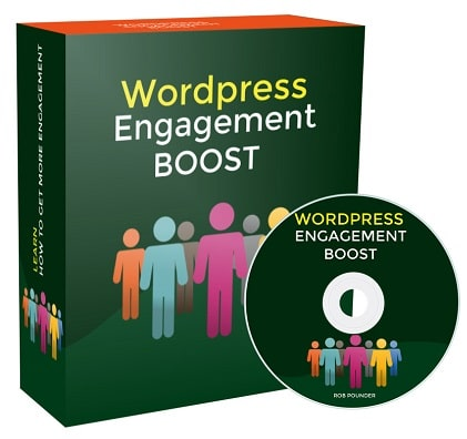 WPEngagement plr Wordpress Engagement Boost