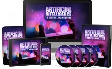 ArtIntelDigMrktngVIDS mrr Artificial Intelligence In Digital Marketing Video Upgrade