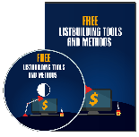 FreeLstbldngTools plr Free Listbuilding Tools and Methods