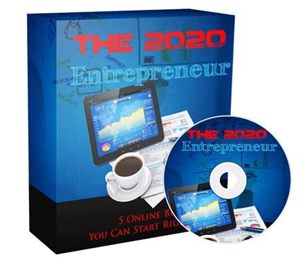 The 2020 Entrepreneur The 2020 Entrepreneur