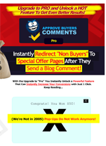 ApproveBuyCommentsPro p Approve Buyer Comments Pro Wp Plugin