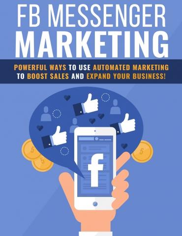 FB Messenger Marketing Facebook Messenger Marketing