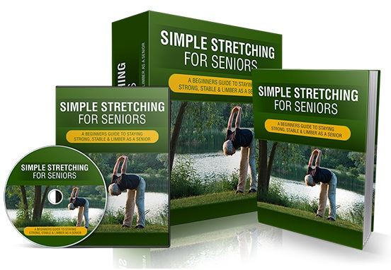 Simple Stretching For Seniors Upgrade Package Simple Stretching For Seniors Upgrade Package