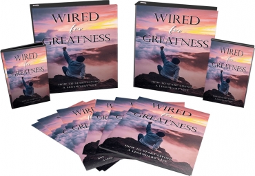 WiredForGreatness Up Wired For Greatness Video Upgrade