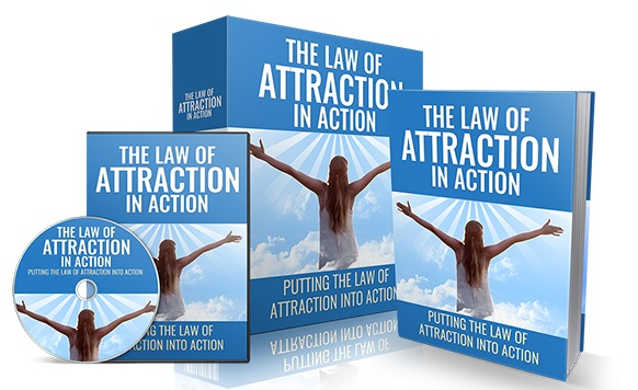 The Law Of Attraction Upgrade Package The Law Of Attraction In Action Upgrade Package