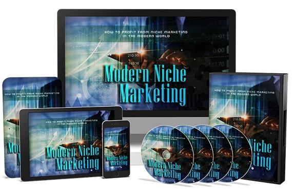 Modern Niche Marketing Upgrade Package Modern Niche Marketing Upgrade Package