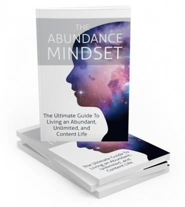 TheAbundanceMindset mrr The Abundance Mindset