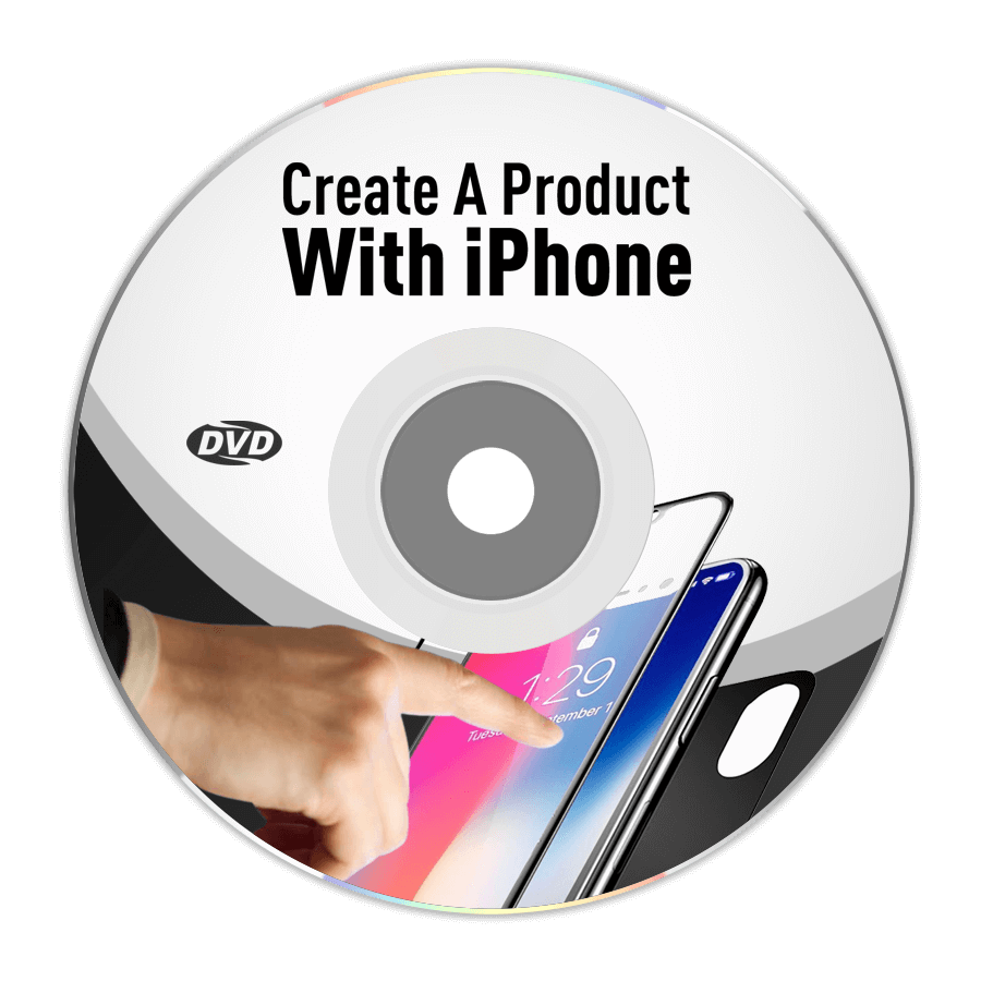 AdvancedEditionCreateAProductWithiPhone Create A Product With iPhone Advanced Edition