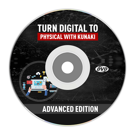 TurnDigitalToPhysicalWithKunakiAdvancedEdition Turn Digital To Physical With Kunaki Advanced Edition