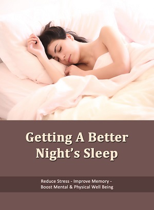 BetterNightsSleep Getting a Better Nights Sleep