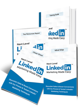 NextLevelLinkedIn p Next Level LinkedIn Marketing Made Easy