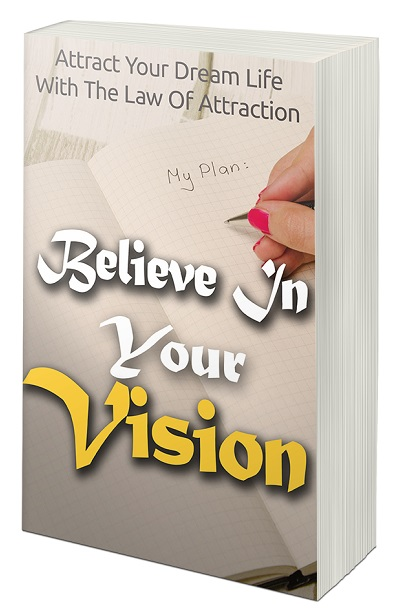 BelieveYourVision mrrg Believe In Your Vision