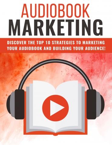 Audiobook Marketing Audiobook Marketing