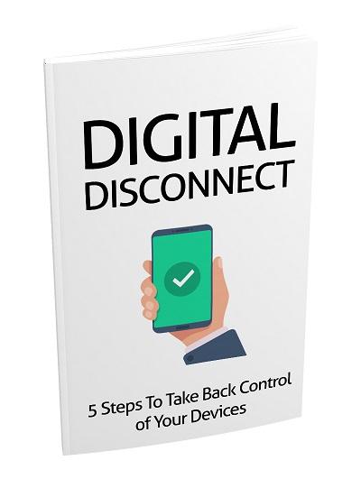 DigitalDisconnect mrrg Digital Disconnect