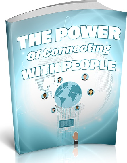 PowCnnctngWPeople mrrg The Power Of Connecting With People