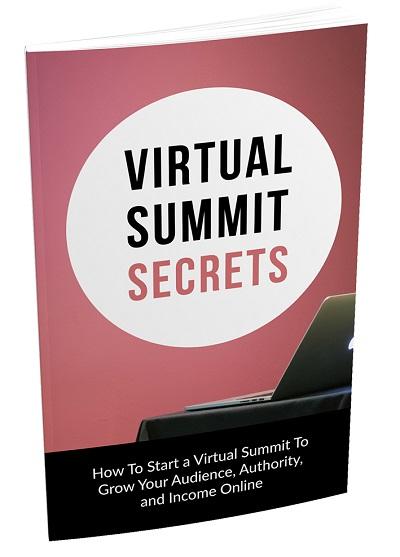 VirtualSummitSecrets mrr Virtual Summit Secrets
