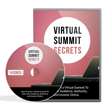 VirtualSummitSecrets mrr UP Virtual Summit Secrets Video Upgrade