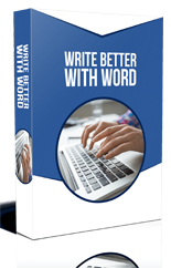 WriteBetterWithWord p Write Better With Word