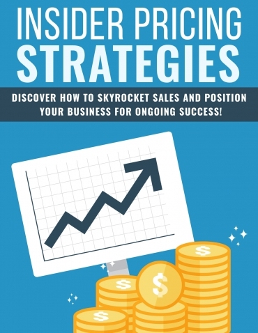 Insider Pricing Strategies Insider Pricing Strategies