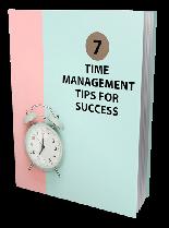 7TimeManagementTips mrr 7 Time Management Tips