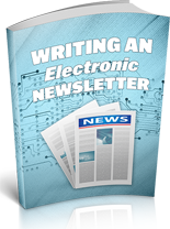 WritingElectNewsletter mrr Writing An Electronic Newsletter