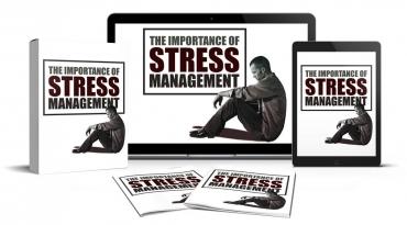 TheImportanceOfStressManagement The Importance Of Stress Management
