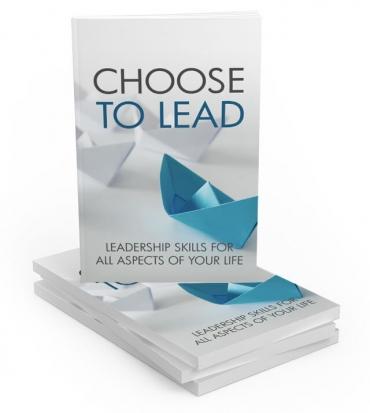 ChooseToLead Choose To Lead