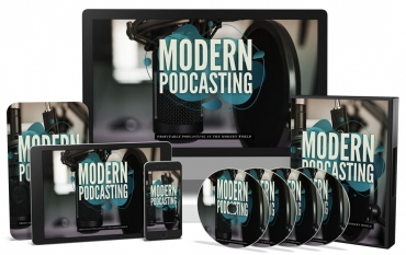 ModernPodcastingUp Modern Podcasting Video Upgrade
