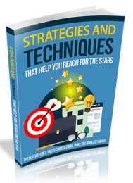 StratTechniquesStars rr Strategies And Techniques That Help You Reach For The Stars