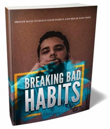 BreakingBadHabits Breaking Bad Habits