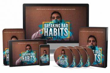 BreakingBadHabitsVideoUp Breaking Bad Habits Video Course